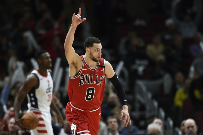 Chicago Bulls vs. Cleveland Cavaliers - 1/18/20 NBA Pick, Odds & Prediction