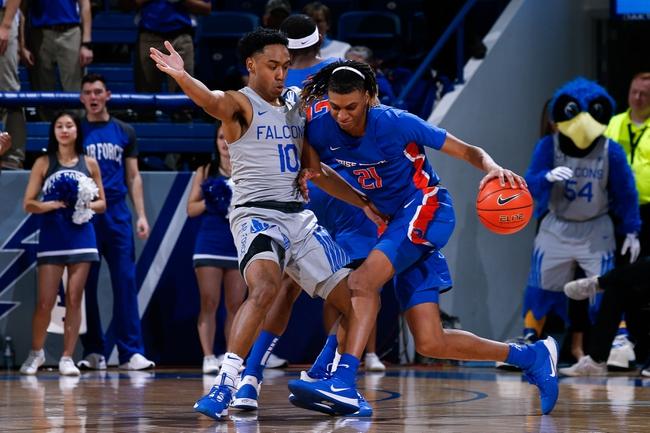 Boise State vs Weber State College Basketball Picks, Odds, Predictions 12/13/20