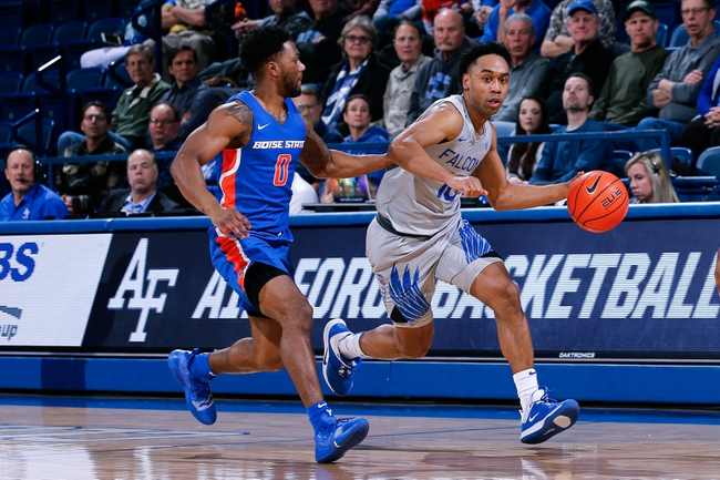 Boise State vs. Air Force - 2/11/20 College Basketball Pick, Odds, and Prediction