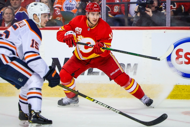 Edmonton Oilers vs. Calgary Flames - 1/29/20 NHL Pick, Odds, and Prediction
