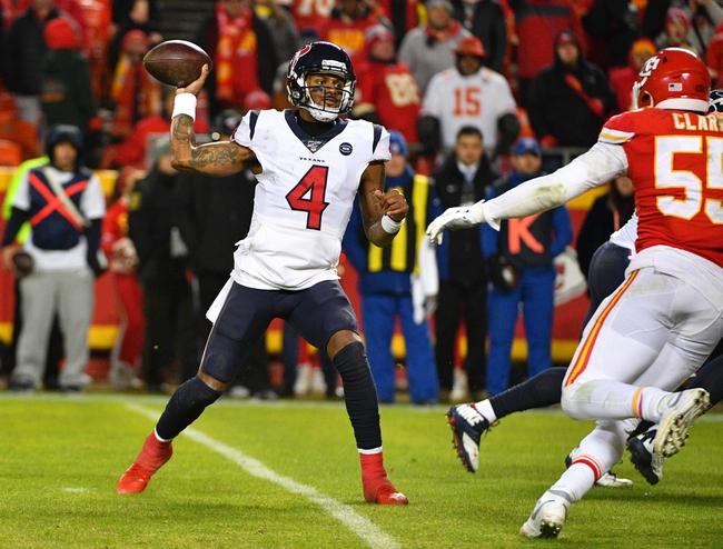 Kansas City Chiefs vs. Houston Texans - 4/14/20 Madden 20 Sim NFL Pick, Odds, and Prediction