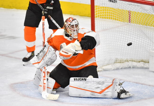 Philadelphia Flyers vs. Montreal Canadiens - 8/12/20 NHL Pick, Odds, and Prediction