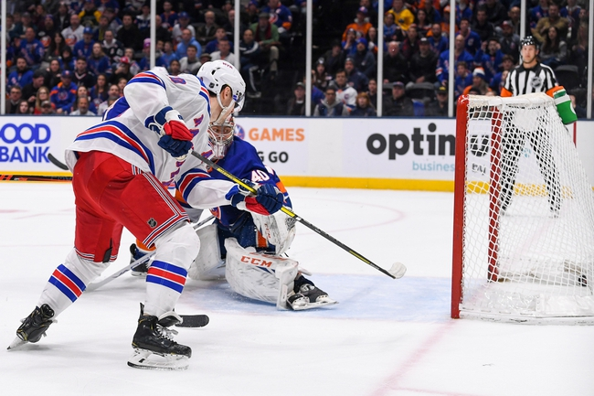 New York Rangers vs. New York Islanders - 1/21/20 NHL Pick, Odds, and Prediction