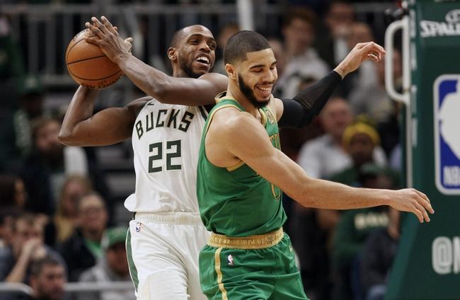 Milwaukee Bucks vs. Boston Celtics - 7/31/20 NBA Pick, Odds, and Prediction