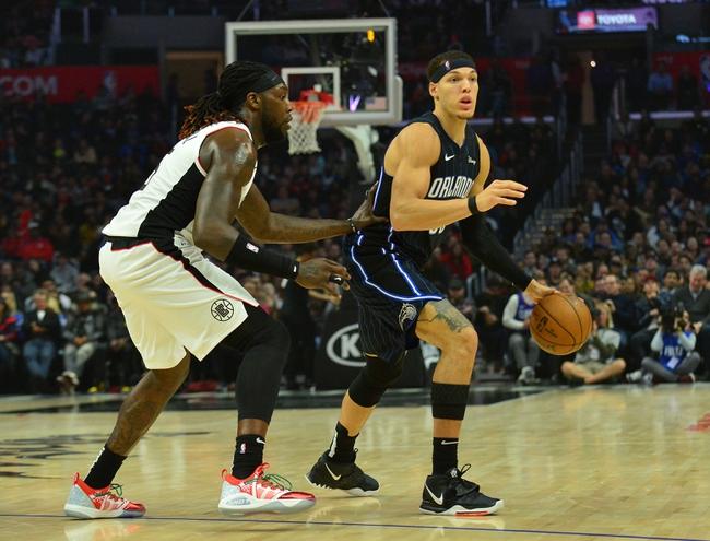 Orlando Magic vs. Los Angeles Clippers - 1/26/20 NBA Pick, Odds, and Prediction