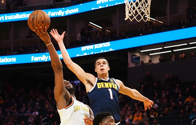 Denver Nuggets vs. Golden State Warriors - 3/3/20 NBA Pick, Odds, and Prediction