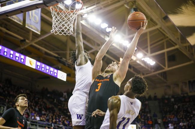 Oregon State vs. UCLA - 1/23/20 College Basketball Pick, Odds, and Prediction