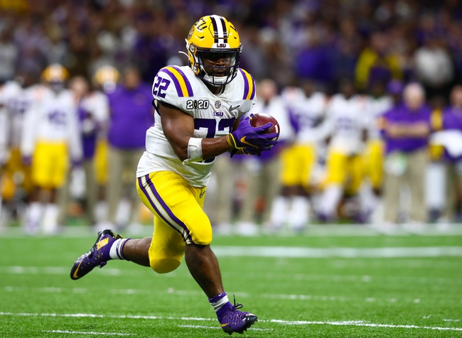 Clyde Edwards-Helaire 2020 NFL Draft Profile, Pros, Cons, and Projected Teams
