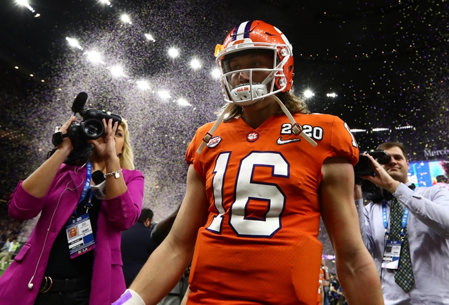 Clemson at Wake Forest - 9/12/20 College Football Picks and Prediction