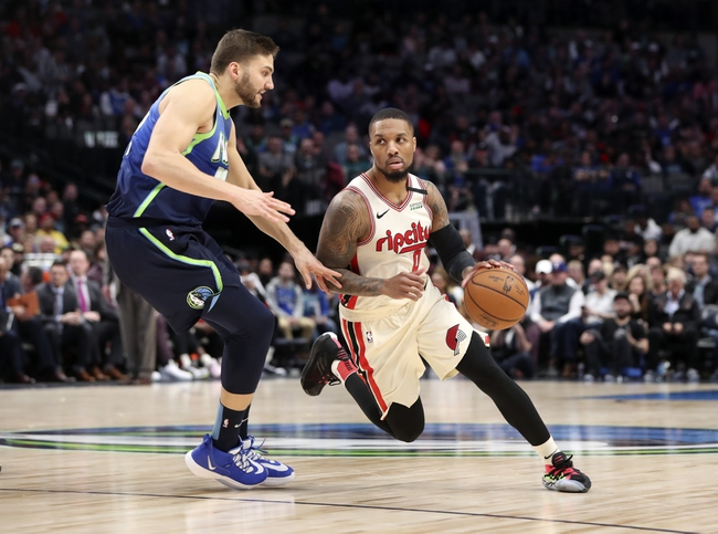 Portland Trail Blazers vs. Dallas Mavericks - 1/23/20 NBA Pick, Odds & Prediction