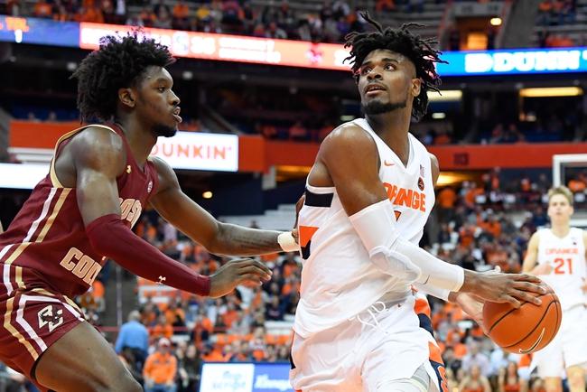 Boston College vs. Syracuse - 3/3/20 College Basketball Pick, Odds, and Prediction
