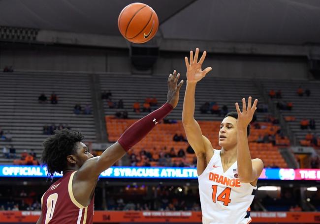 Syracuse vs. Boston College - 3/3/20 College Basketball Pick, Odds, and Prediction