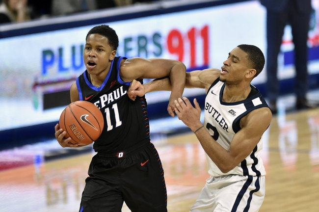 Butler vs. DePaul - 2/29/20 College Basketball Pick, Odds, and Prediction