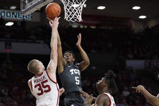 TCU vs. Oklahoma - 3/7/20 College Basketball Pick, Odds, and Prediction