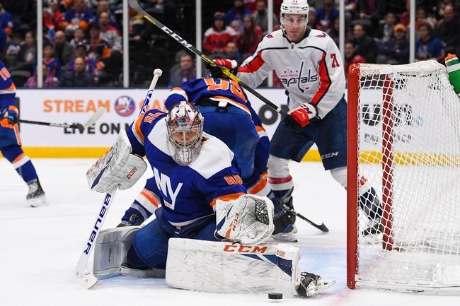 Washington Capitals vs. New York Islanders - 2/10/20 NHL Pick, Odds, and Prediction
