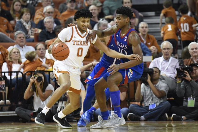 Kansas vs. Texas - 2/3/20 College Basketball Pick, Odds, and Prediction