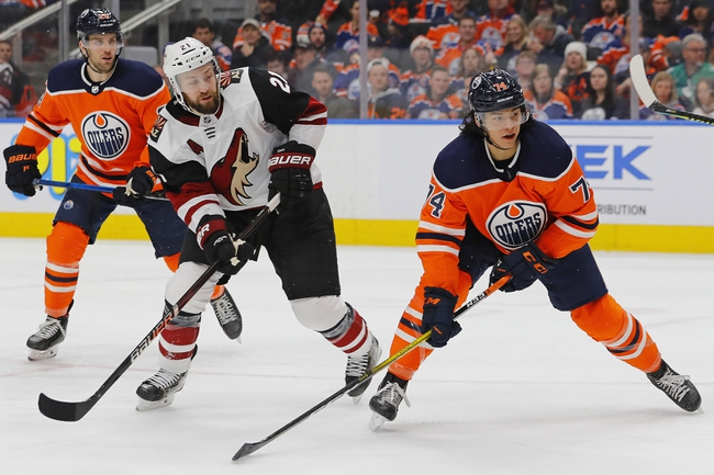 Arizona Coyotes vs. Edmonton Oilers - 2/4/20 NHL Pick, Odds, and Prediction