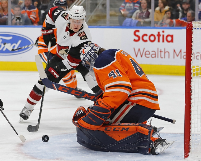 Arizona Coyotes vs. Edmonton Oilers - 2/4/20 NHL Pick, Odds & Prediction