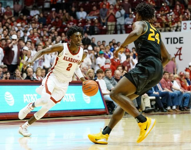Alabama vs. Arkansas - 2/1/20 College Basketball Pick, Odds, and Prediction