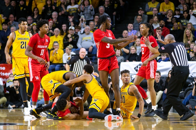 Houston vs. Wichita State - 2/9/20 College Basketball Pick, Odds, and Prediction