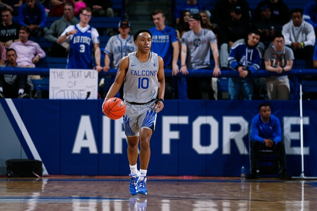 Air Force vs. Fresno State - 1/28/20 College Basketball Pick, Odds, and Prediction