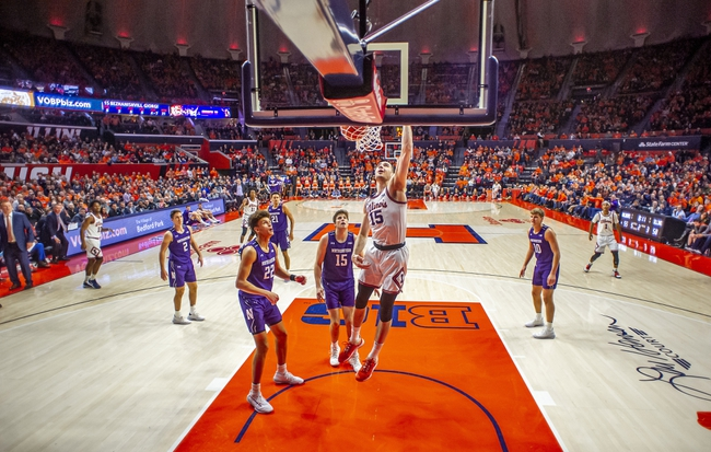 Northwestern vs. Illinois - 2/27/20 College Basketball Pick, Odds, and Prediction