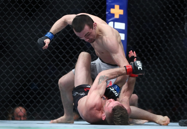 Ryan Benoit vs. Tim Elliott - 7/15/20 UFC on ESPN 13 Pick, Odds, and Prediction