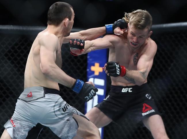 Alexandre Pantoja vs. Askar Askarov - 7/18/20 UFC Fight Night 172 Pick and Prediction