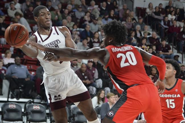 Mississippi State vs. Arkansas - 1/22/20 College Basketball Pick, Odds, and Prediction