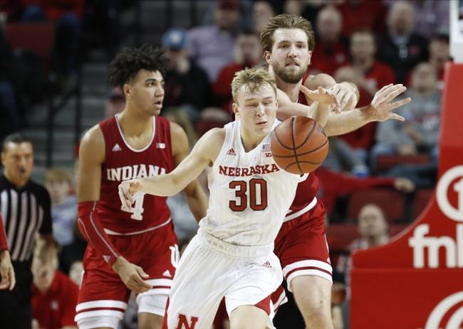 Nebraska at Indiana - 3/11/20 College Basketball Picks and Prediction