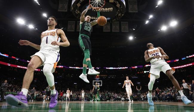 Boston Celtics vs. Phoenix Suns - 7/26/20 NBA Pick, Odds, and Predictionando