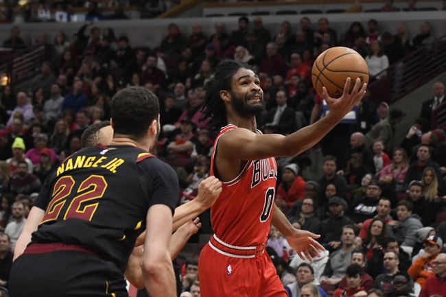 Cleveland Cavaliers vs. Chicago Bulls - 1/25/20 NBA Pick, Odds & Prediction