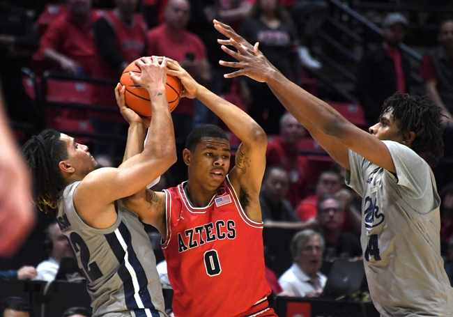 Nevada vs. San Diego State - 2/29/20 College Basketball Pick, Odds, and Prediction