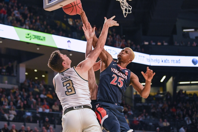 Wake Forest vs. Virginia - 1/26/20 College Basketball Pick, Odds, and Prediction