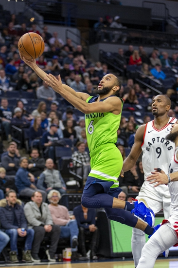 Toronto Raptors vs. Minnesota Timberwolves - 2/10/20 NBA Pick, Odds & Prediction