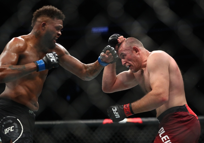 Maurice Greene vs. Gian Villante - 6/27/20 UFC on ESPN 12 Pick, Odds, and Prediction