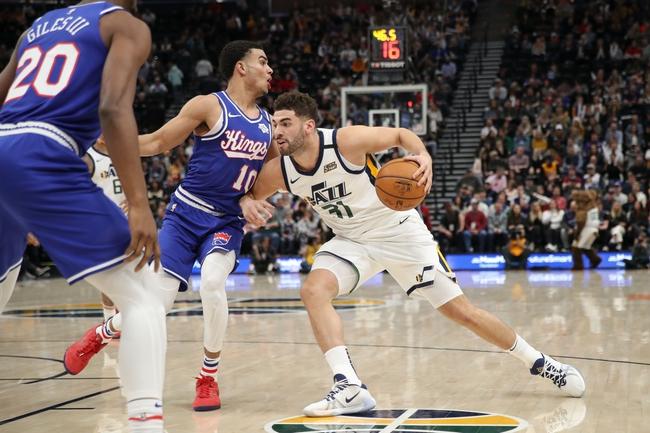 Utah Jazz vs. Indiana Pacers - 1/20/20 NBA Pick, Odds & Prediction