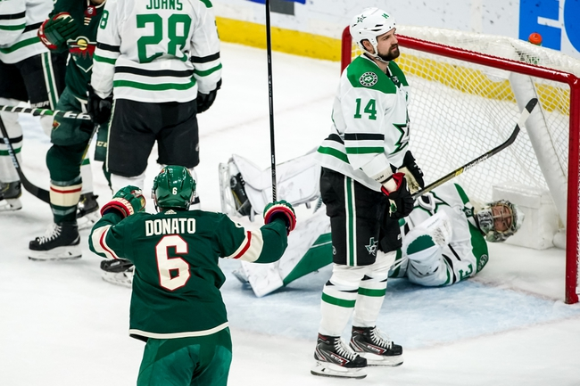 Dallas Stars vs. Minnesota Wild - 2/7/20 NHL Pick, Odds & Prediction