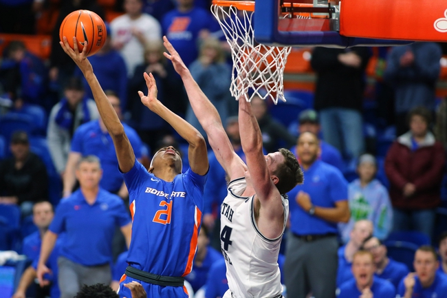 Utah State vs. Boise State - 2/8/20 College Basketball Pick, Odds, and Prediction