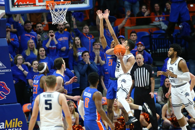 Boise State vs. San Jose State - 1/29/20 College Basketball Pick, Odds, and Prediction