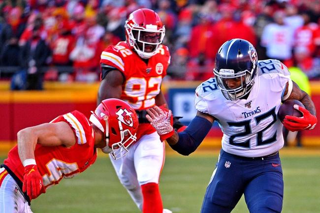 Buffalo Bills vs. Tennessee Titans - 4/21/20 Madden 20 Sim NFL Pick, Odds, and Prediction