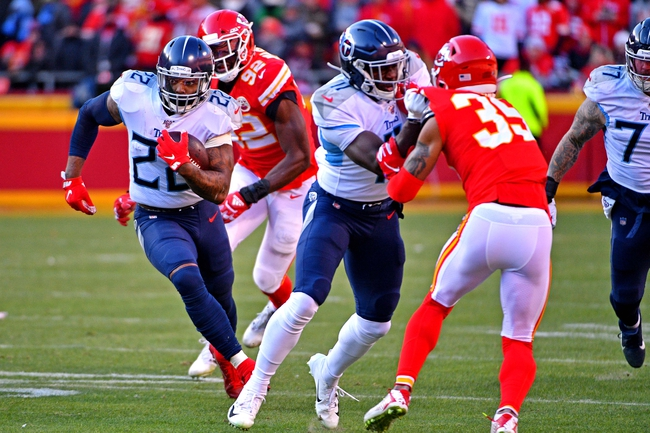 Kansas City Chiefs vs. Tennessee Titans - 4/22/20 Madden20 NFL Sim Pick, Odds, and Prediction