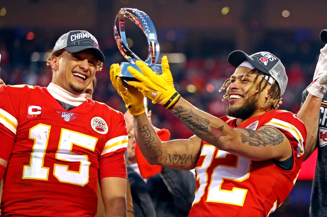 Kansas City Chiefs 2020 Win Total- NFL Picks and Predictions