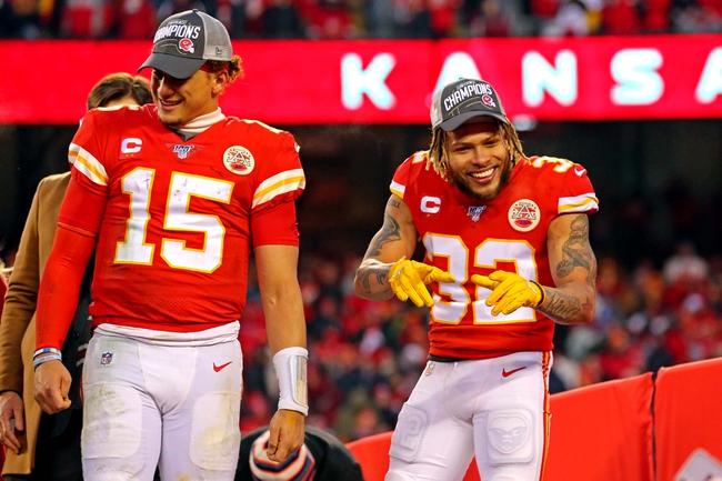Kansas City Chiefs vs. Buffalo Bills - 4/26/20 Madden20 NFL Sim Pick, Odds, and Prediction