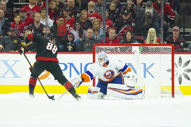New York Islanders vs. Carolina Hurricanes - 3/7/20 NHL Pick, Odds, and Prediction