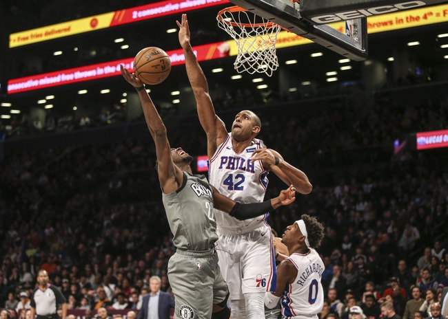 Philadelphia 76ers vs. Brooklyn Nets - 2/20/20 Nba Pick, Odds & Prediction
