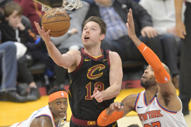 Cleveland Cavaliers vs. New York Knicks - 2/3/20 NBA Pick, Odds & Prediction