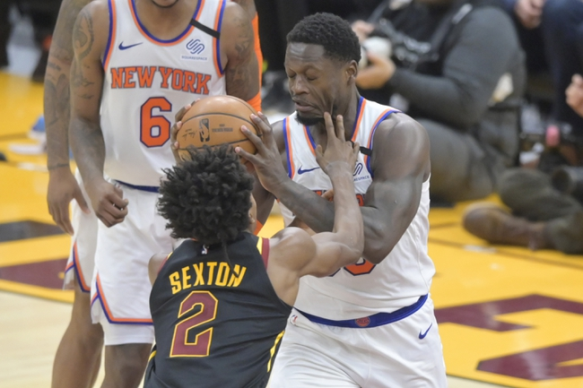 Cleveland Cavaliers vs. New York Knicks - 2/3/20 NBA Pick, Odds, and Prediction