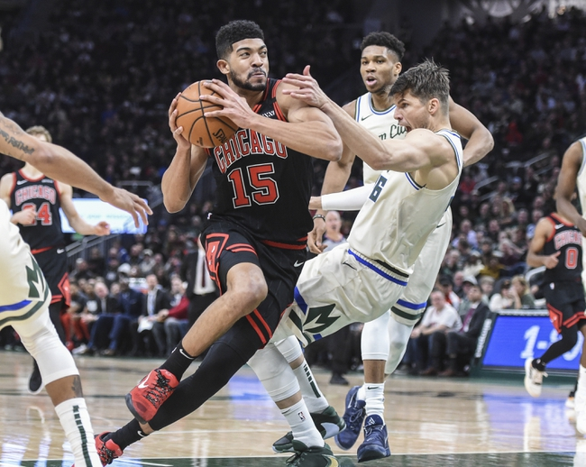 Chicago Bulls vs. Minnesota Timberwolves - 1/22/20 NBA Pick, Odds & Prediction