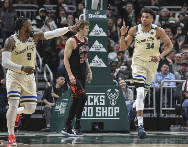 Charlotte Hornets vs. Milwaukee Bucks - 1/24/20 NBA Pick, Odds & Prediction